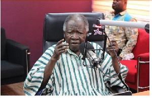 The late K.B. Asante