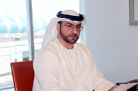 Orhan Abbas, Emirate Airlines' Senior Vice President for Commercial Operations in Africa