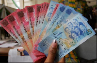 Ghana's poor economic performance in managing its debt stock could be a contributing factor