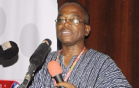 Yaw Boadu-Ayeboafoh is Chairman of NMC