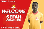Augustine Sefah joins Bekwai Youth Football Academy