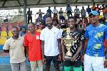 Felix Hammond is the winner of first Tennis Professionals of Ghana