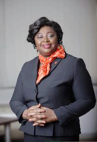 MD/CEO of UBA Ghana, Mrs. Abiola Bawuah