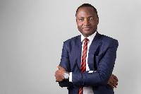 Managing Director of mediaReach OMD Ghana, Stephen Onaivi