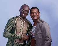 SP Sarpong and Kwesi Ernest