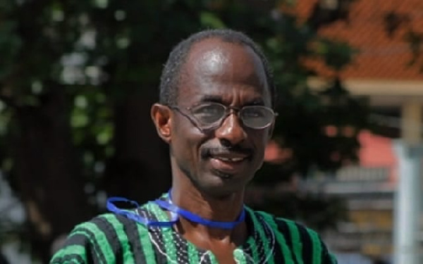 'We were not busing Ewes to register but insisting on their right to register' - Asiedu-Nketia