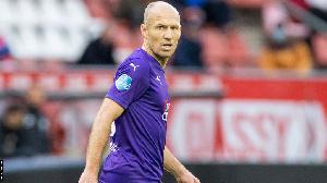 Arjen Robben: Tsohon dan kwallon Netherland ya sake yin ritaya