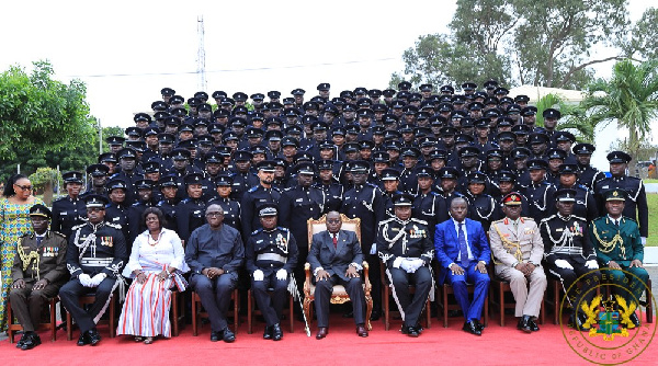 'Be colour-blind in enforcing the law' – Akufo-Addo charges police