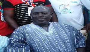 Daniel Dari Kuusongno, Parliamentary candidate-elect for Wa West Constituency