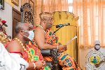 Why Ga Mantse wants Greater Accra changed to Ga-Adangme Region