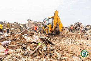 Dogo Beach Demolition