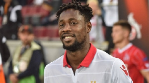 Ghanaian forward, Richmond Boakye-Yiadom