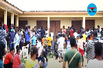Unauthorised persons prevented applicants from registering in Abuakwa North - CODEO