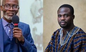 Manasseh Azure And Gabby Otchere Darko