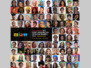 The 100 Most Influential African Woman list is an annual event