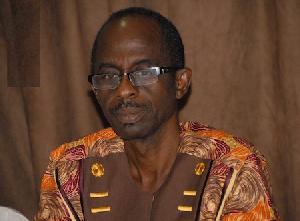 General Secretary of the NDC, Johnson Asiedu Nketiah
