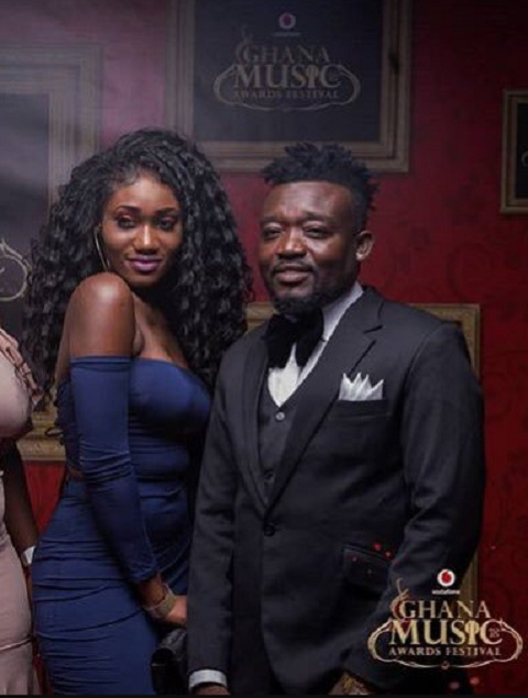 BOMBSHELL!!! Wendy Shay allegedly caught in bed with