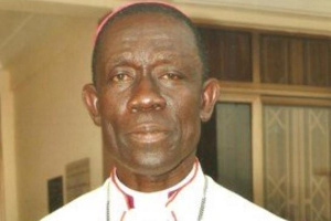 Right Reverend Hayford Aduse-Poku, Bishop of the Obuasi Diocese of the Methodist