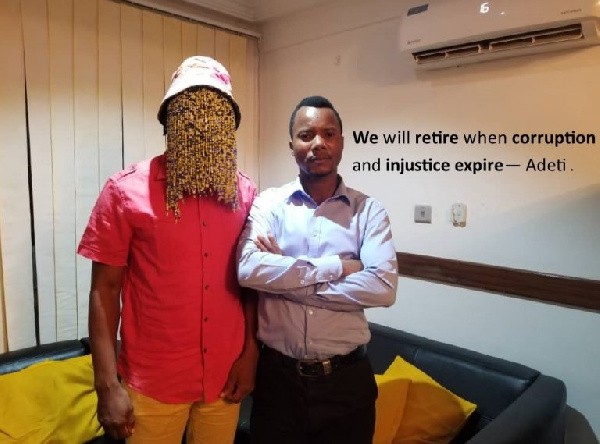 'You're a shinning light' – Anas congratulates Adeti, others on Article 19 Press Awards