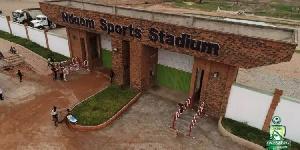 Ndoum sports stadium