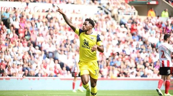 Black Stars forward Tarique Fosu