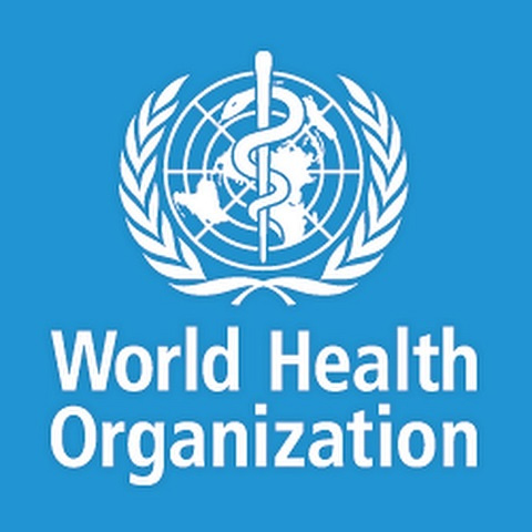 The medical items from the WHO were presented to the Ministry of Health
