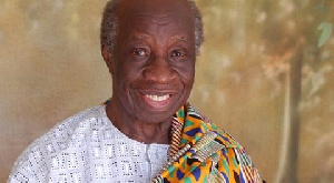 Late Professor Francis Kofi Ampenyin Allotey died on November 2, 2017, after a short illness