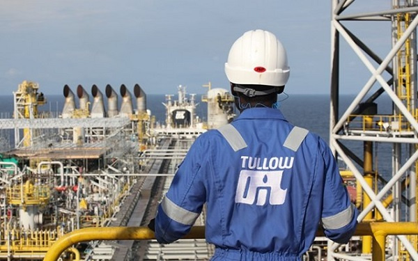 Tullow records low gas supply from Jubilee, TEN fields