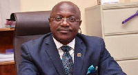 Executive Director of the NIA, Prof Kenneth Attafuah