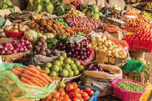Food prices in Kumasi remain generally stable
