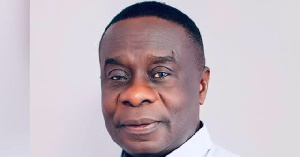James Gyaakye Quayson, NDC Parliamentary candidate for Assin North