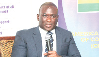 Chief Executive Officer of the National Petroleum Authority, Hassan Tampuli