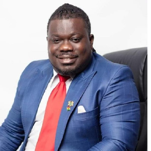 Obour lost in the  NPP's parliamentary primary in the Asante Akyim South Constituency