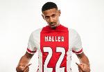 Ivorian striker, Sebastien Haller