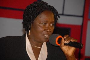Minister of Education, Prof Naana Jane Opoku-Agyemang
