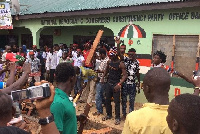 NDC Eastern Regional Chairman has condemned the formation of the vigilante group