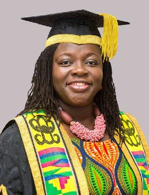 Prof Amfo UG Vice Chancellor