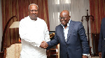 Presidency not a place to correct your errors – Akufo-Addo to Mahama