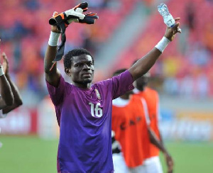 Fatawu Dauda was named in the top-flight Team of the Season following his exploits with the Miners