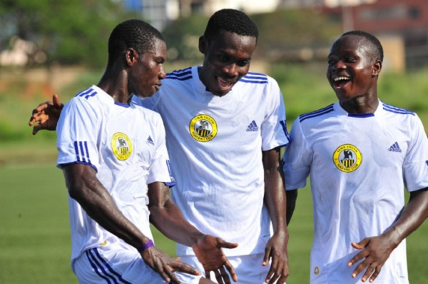 Golden Generation: Meet Tema Youth's 2010/11 unbeaten icons in Division One League