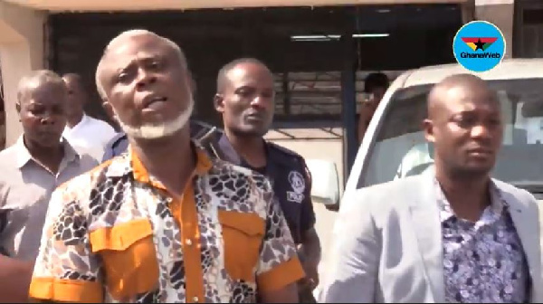 Alleged coup plotters 'cry' over bail amount
