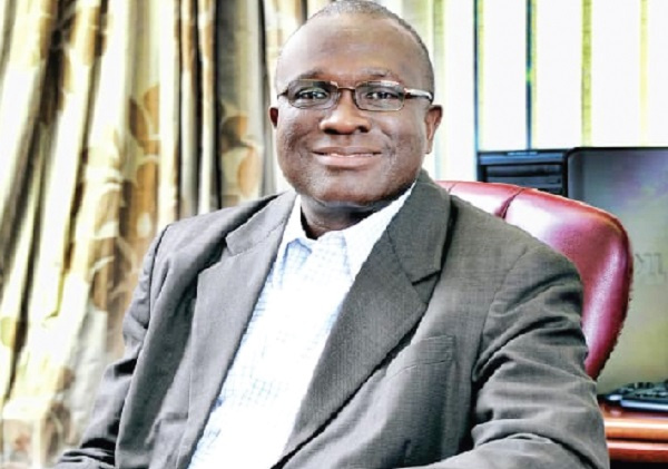 Prof Ayee lauds GIMPA's contribution to public policy education