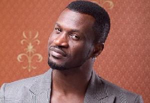 Nigerian singer, Peter Okoye
