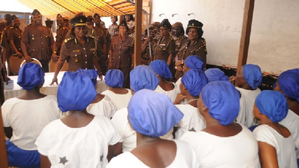 Foundation advocates support for female prisoners