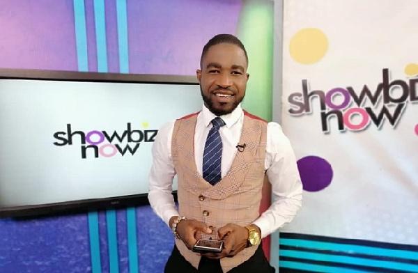 TV presenter KMJ