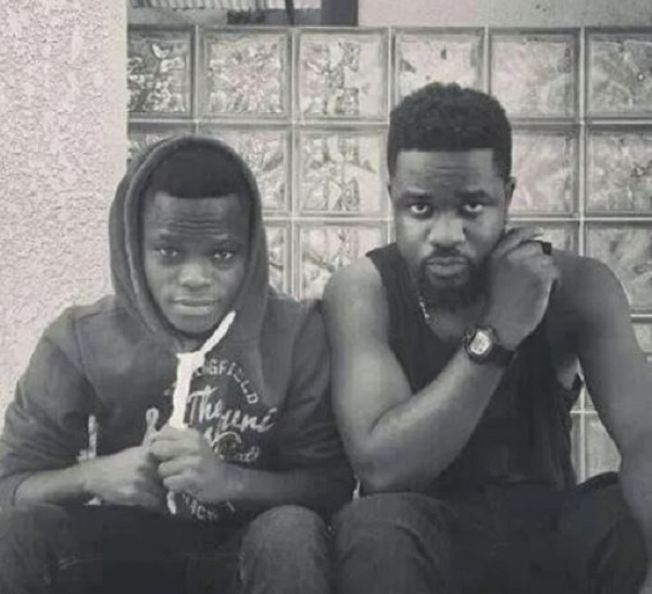 Awal Mohammed and Sarkodie