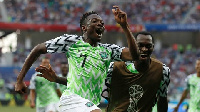 Nigeria is one of the 5 teams that represented Africa at the 2018 World Cup