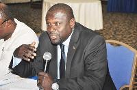 Dr Mark Asibey-Yeboah