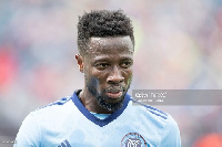 The Black Stars player made 27 appearances last season for New York City FC