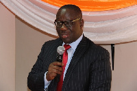 SSNIT Director-General, Ernest Thompson